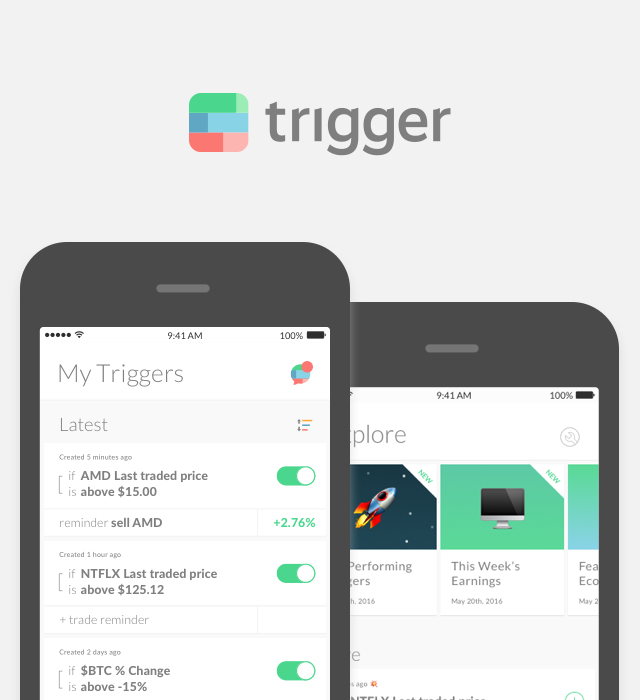 Trigger Finance Logo and Overview